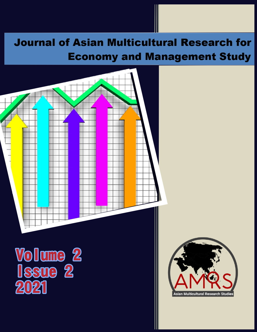 View Vol. 2 No. 2 (2021): Journal of Asian Multicultural Research for Economy and Management Study