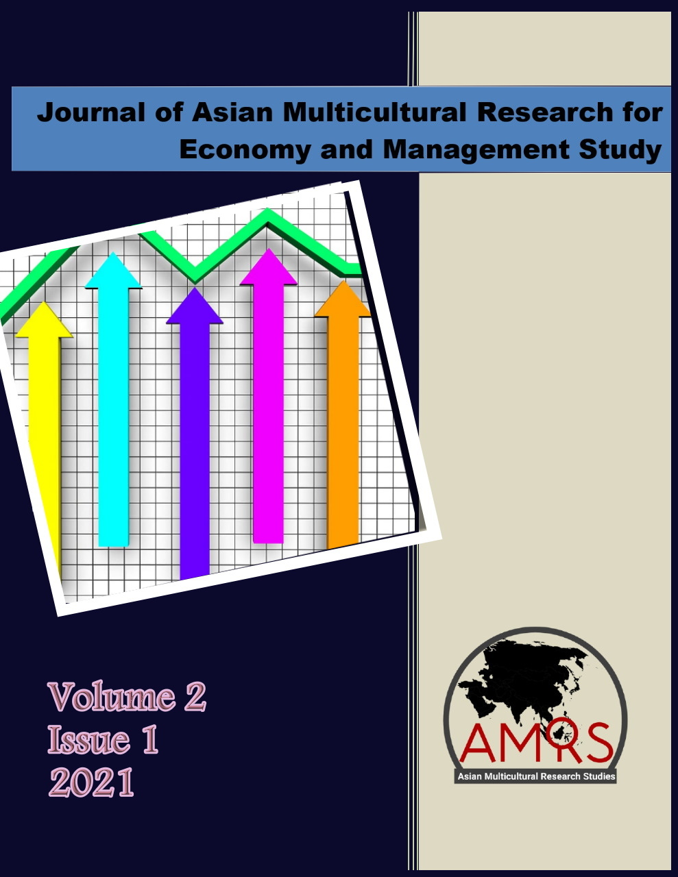 View Vol. 2 No. 1 (2021): Journal of Asian Multicultural Research for Economy and Management Study