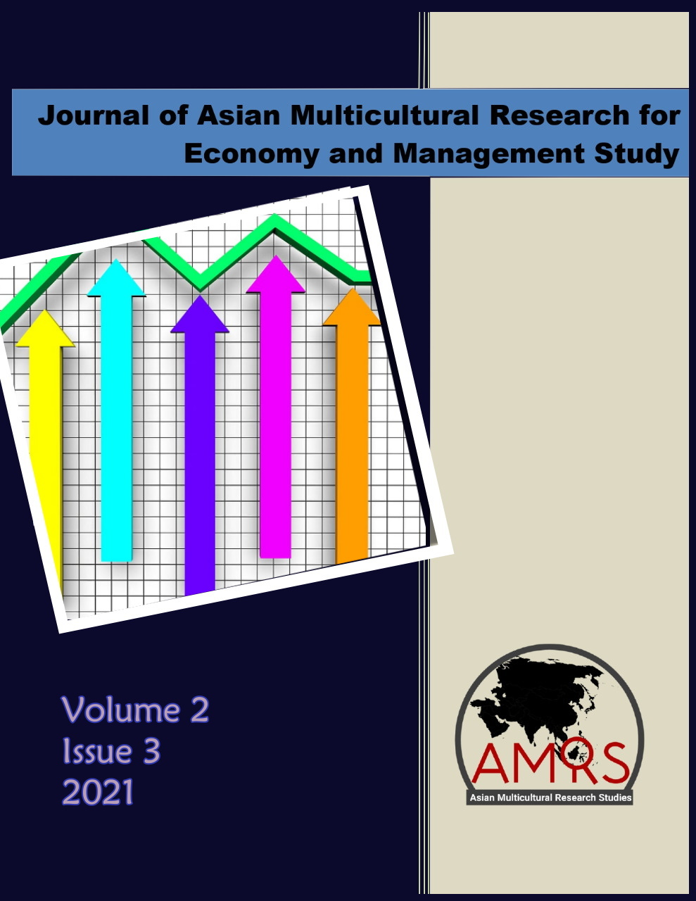 View Vol. 2 No. 3 (2021): Journal of Asian Multicultural Research for Economy and Management Study