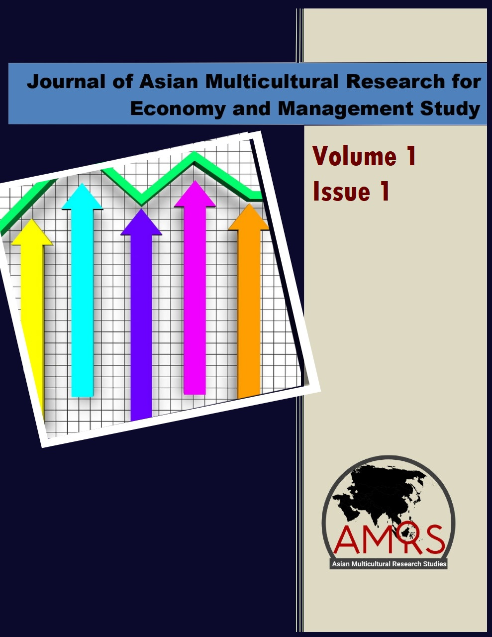 View Vol. 1 No. 1 (2020): Journal of Asian Multicultural Research on Economy and Management Study